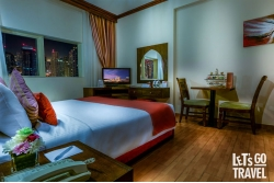 FIRST CENTRAL HOTEL SUITES 4*