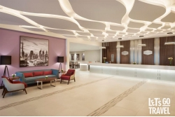 HAMPTON BY HILTON DUBAI 3*