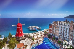 ORANGE COUNTY RESORT HOTEL KEMER 5*