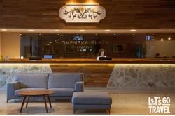 SLOVENSKA PLAZA HOTEL 4*